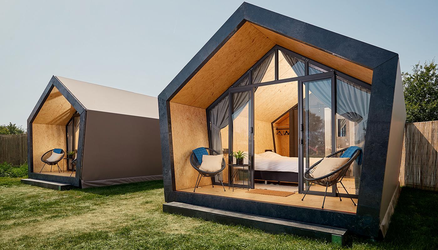 Diamond Suite Luxury Camping LIFFIN