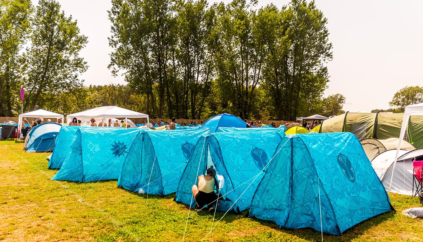 Oasis A-Shape Tomorrowland LIFFIN