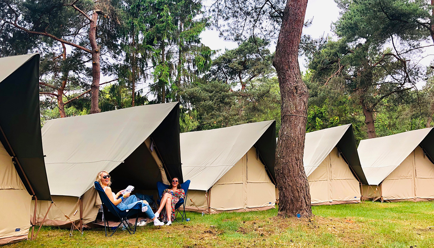 Who Lodge Boutique Glamping LIFFIN